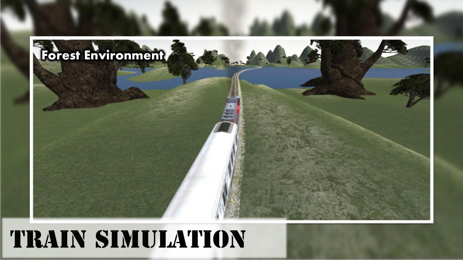 Metro Train Simulator 2016 3D - Imagem 1 do software