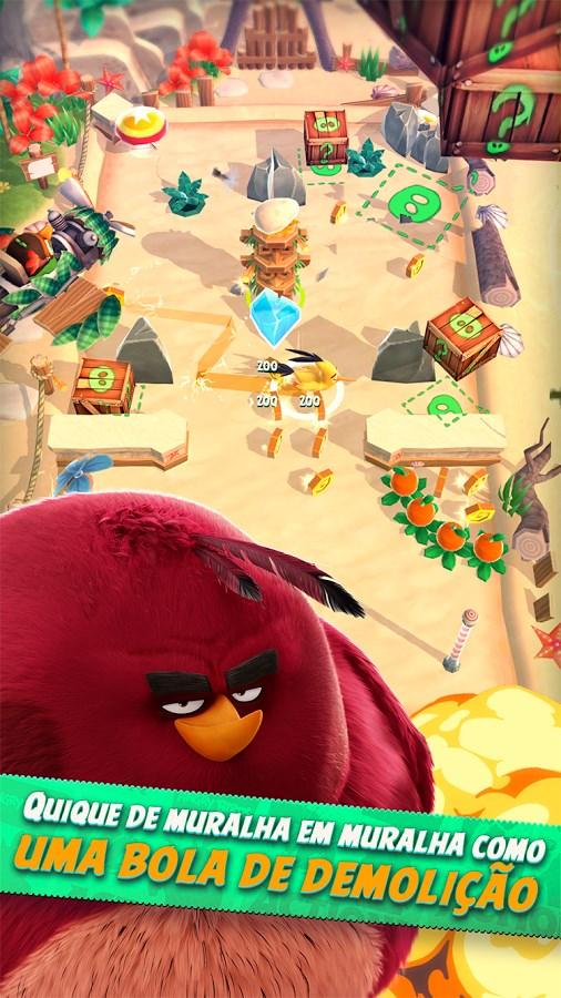 Angry Birds Action! - Imagem 1 do software