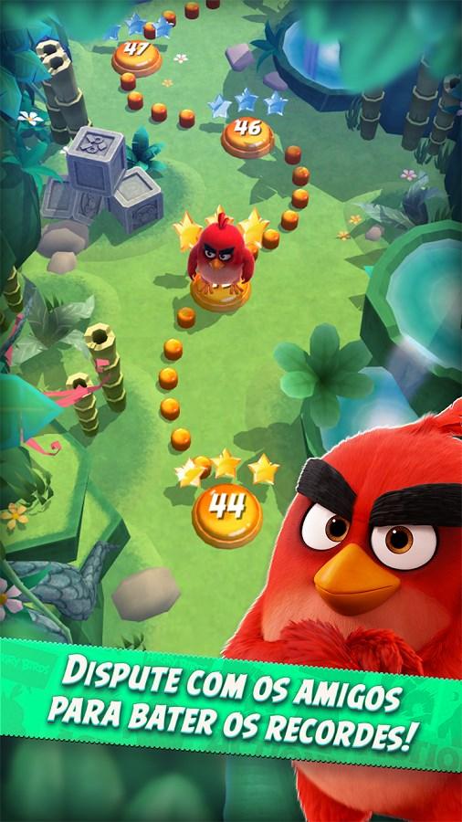 Angry Birds Action! - Imagem 2 do software