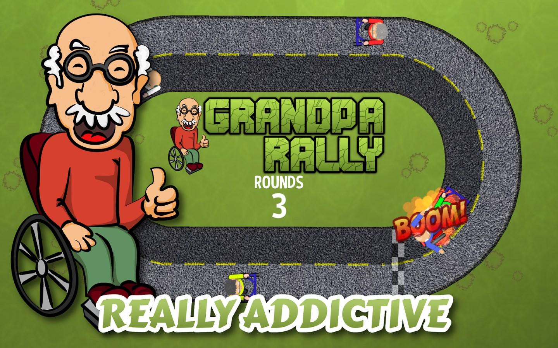Grandpa Rally - Insanity Crash - Imagem 1 do software