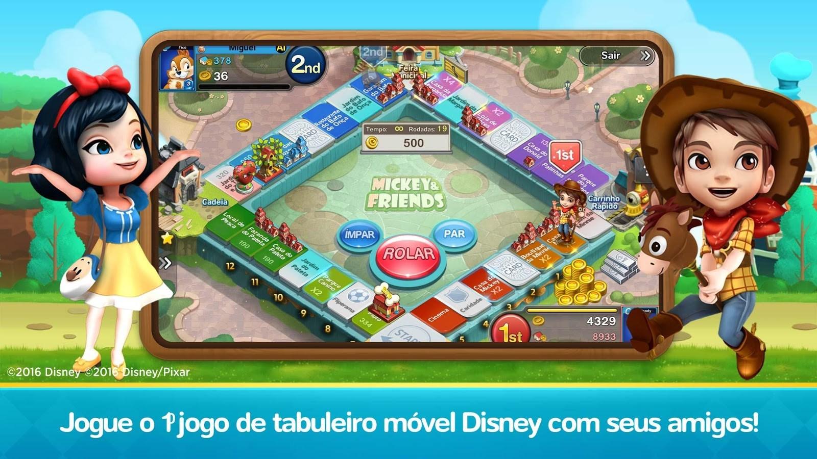 Disney Magical Dice - Imagem 1 do software