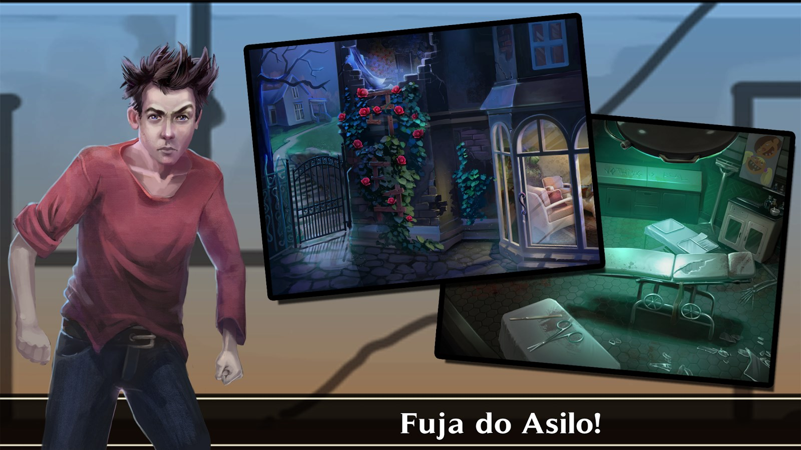 Adventure Escape: Asylum - Imagem 1 do software