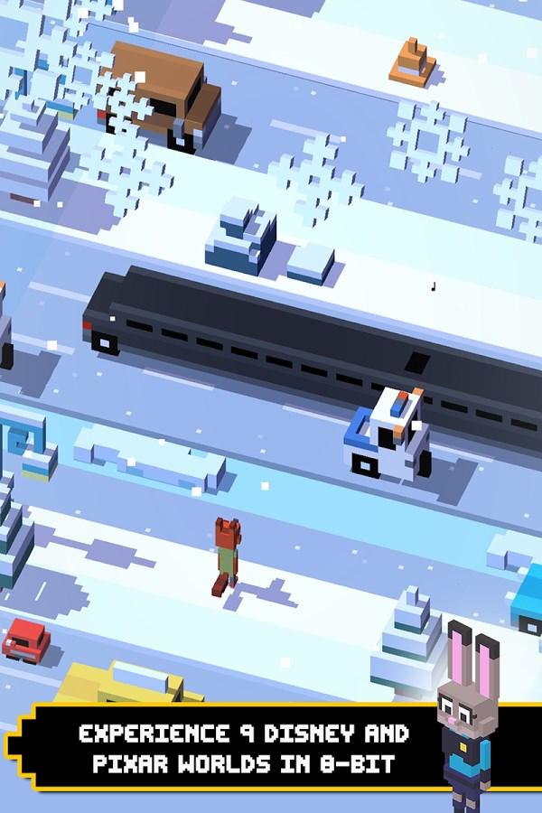 Disney Crossy Road - Imagem 2 do software