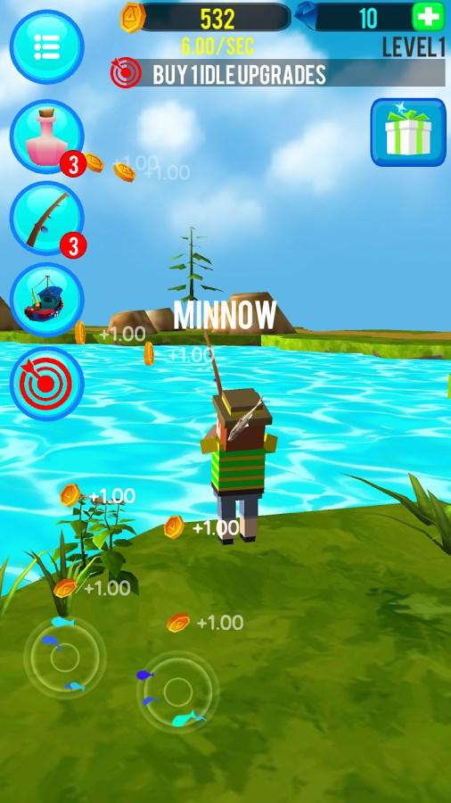 Fishing Clicker - Imagem 1 do software