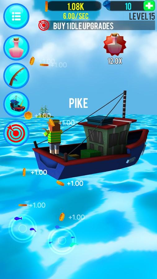 Fishing Clicker - Imagem 2 do software