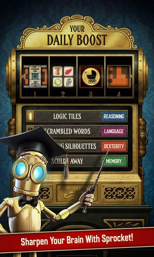 A Clockwork Brain - Imagem 2 do software