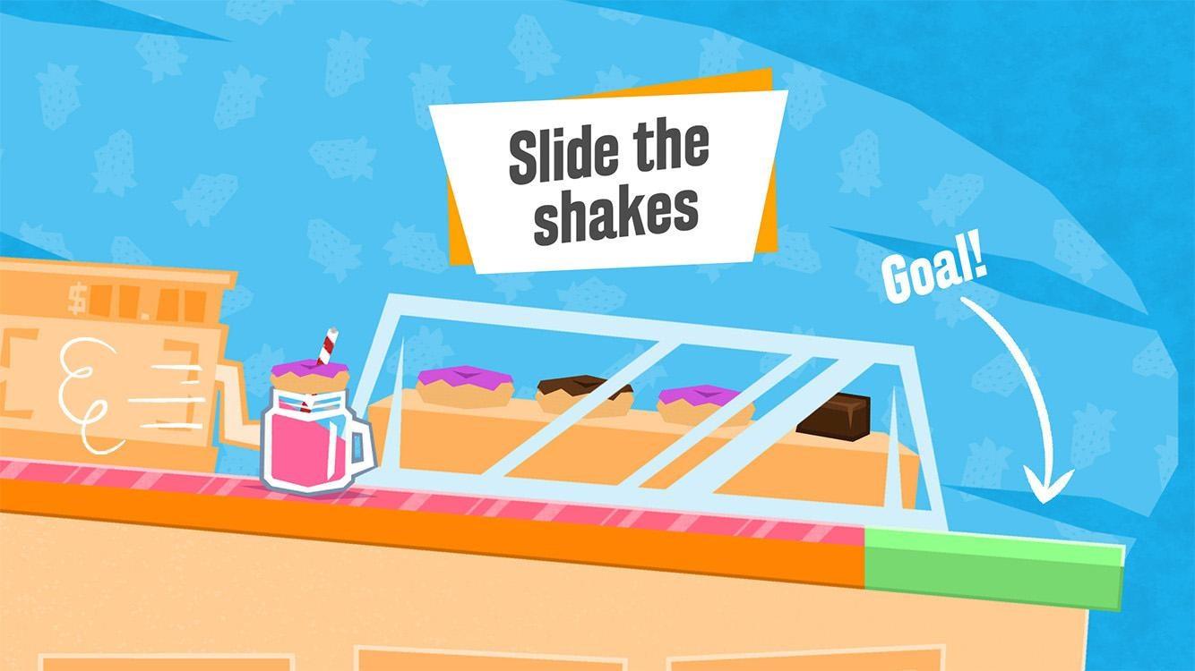 Slide the Shakes - Imagem 1 do software