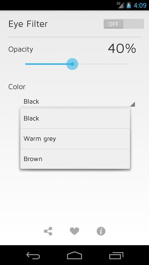 Eye Filter - Imagem 1 do software