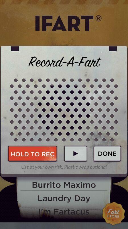 iFart® Fart Sounds App - Imagem 2 do software