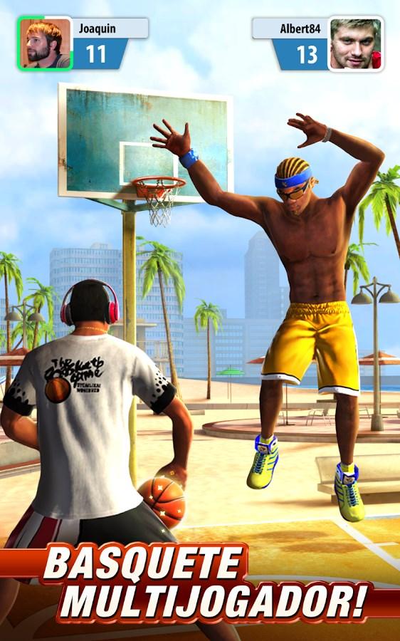 Basketball Stars - Imagem 1 do software