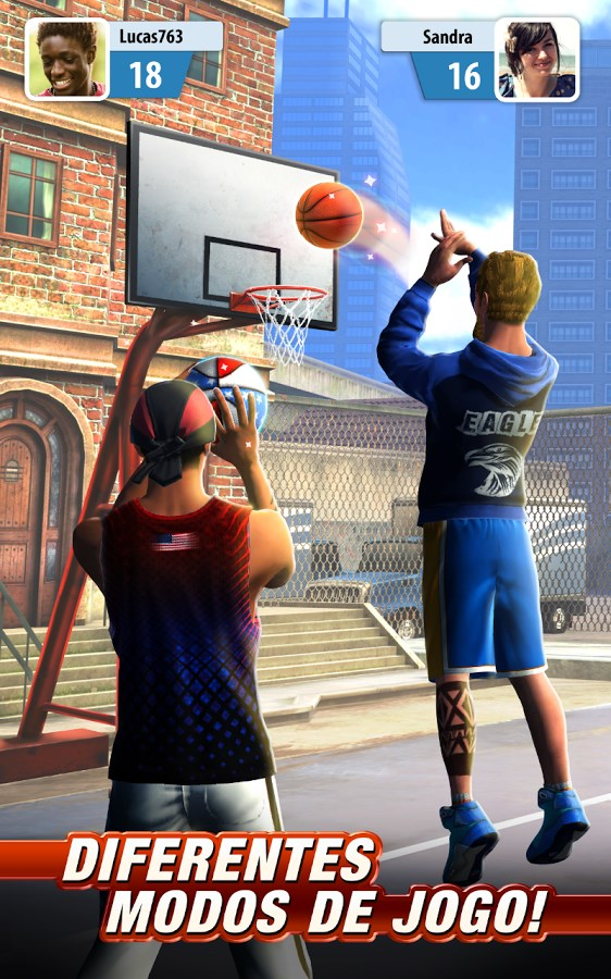 Basketball Stars - Imagem 2 do software