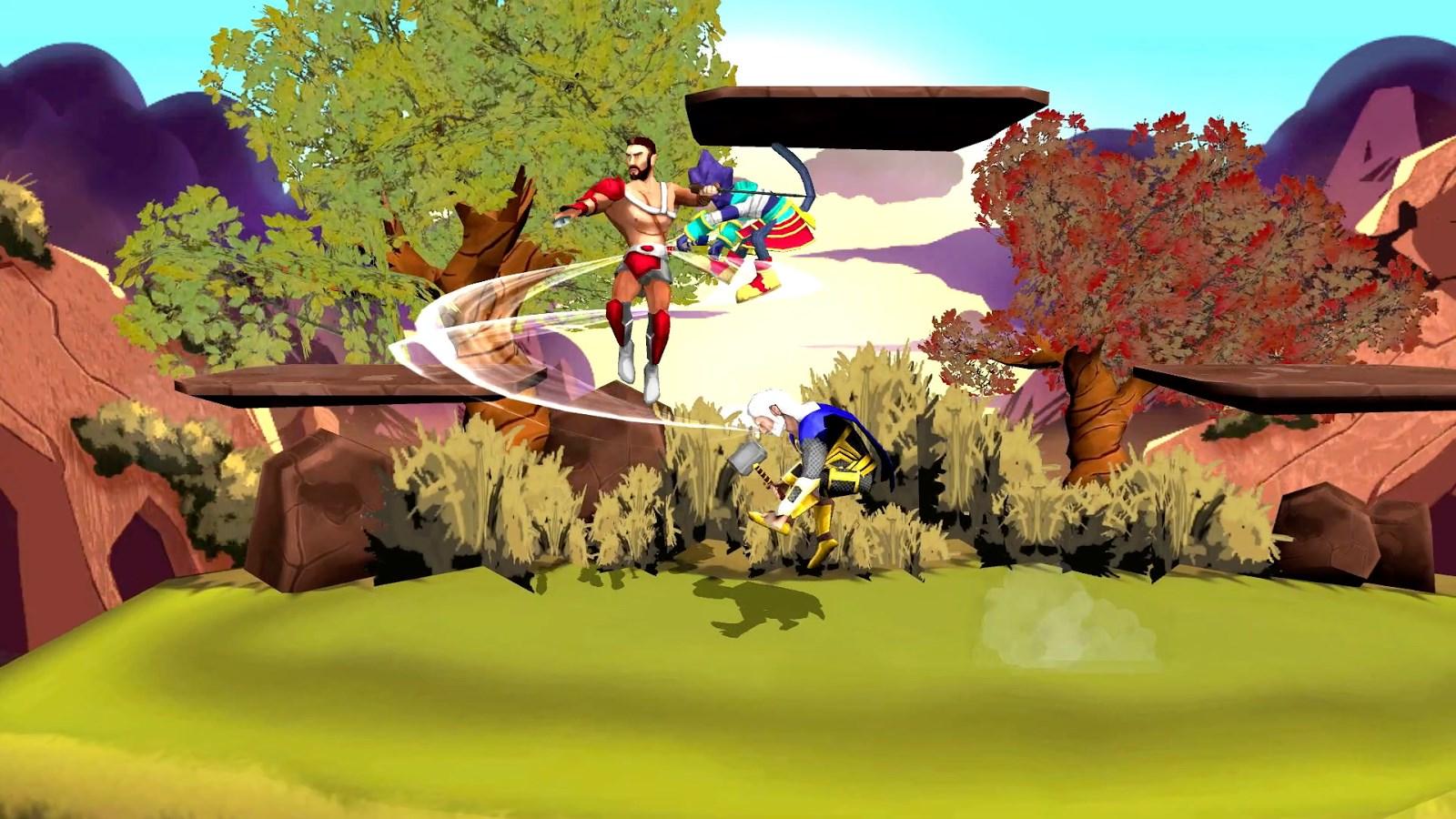 Rumble Arena - Imagem 1 do software