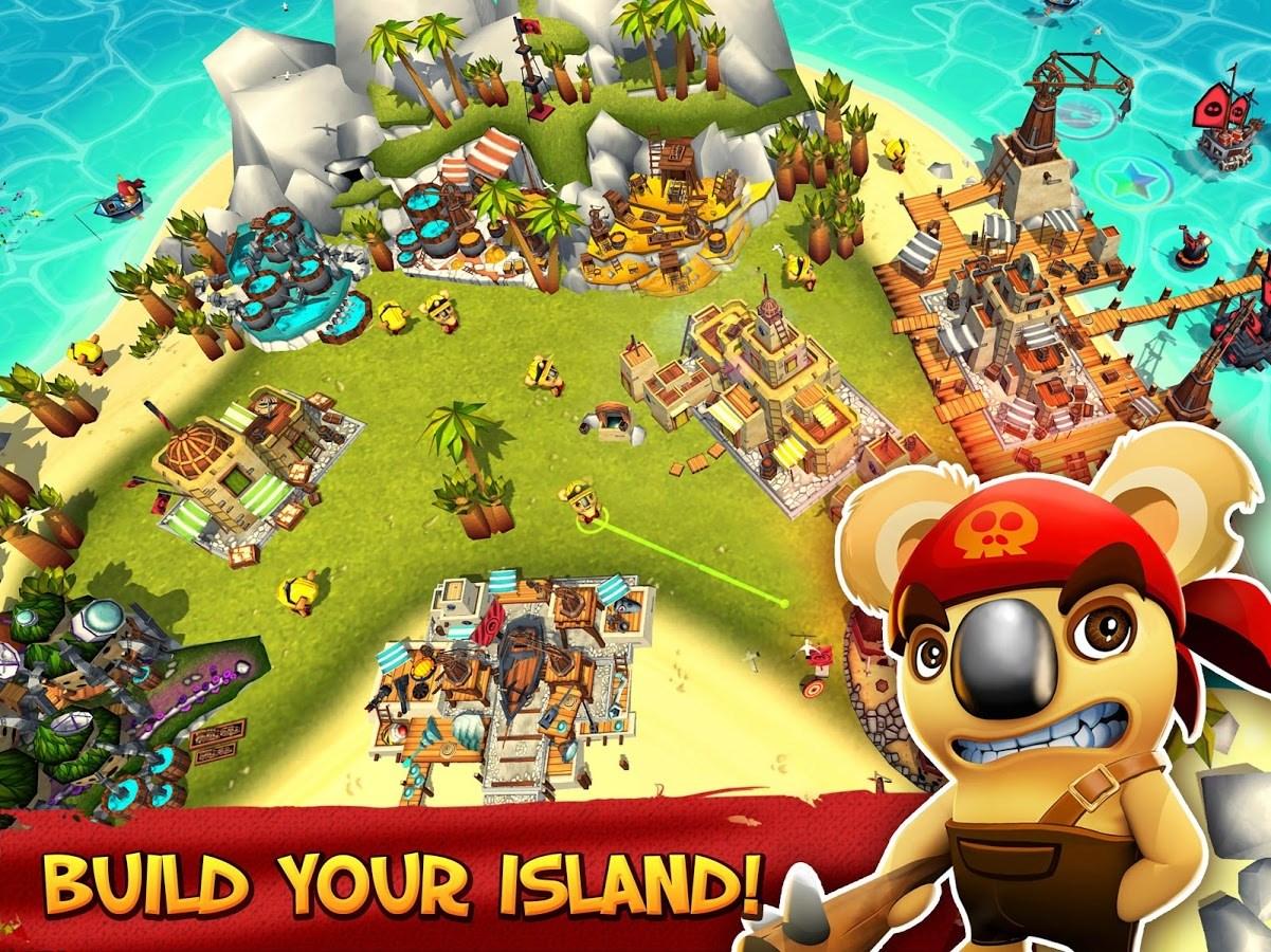 Tropical Wars - Imagem 1 do software