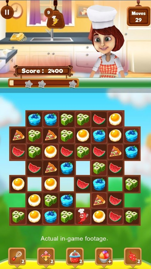 Chef Story - Imagem 2 do software