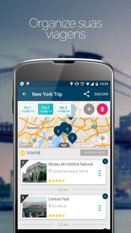 Nativoo Guia de Viagens - Imagem 1 do software