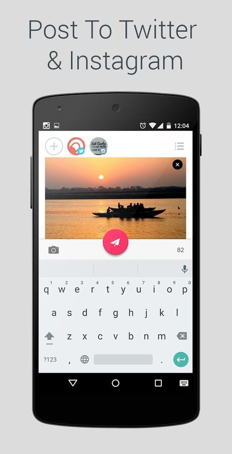 Publish-On Twitter & Instagram - Imagem 1 do software