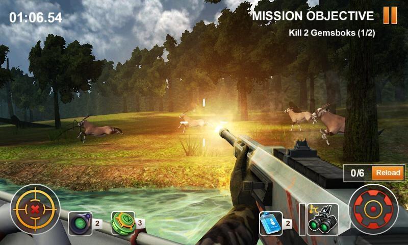 Hunting Safari - Imagem 1 do software