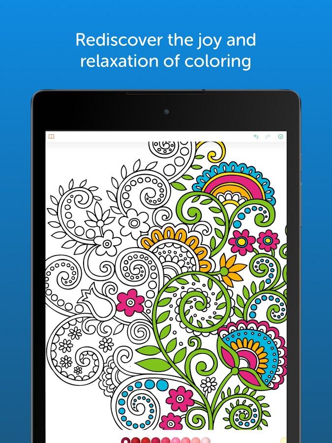 Recolor Coloring Book