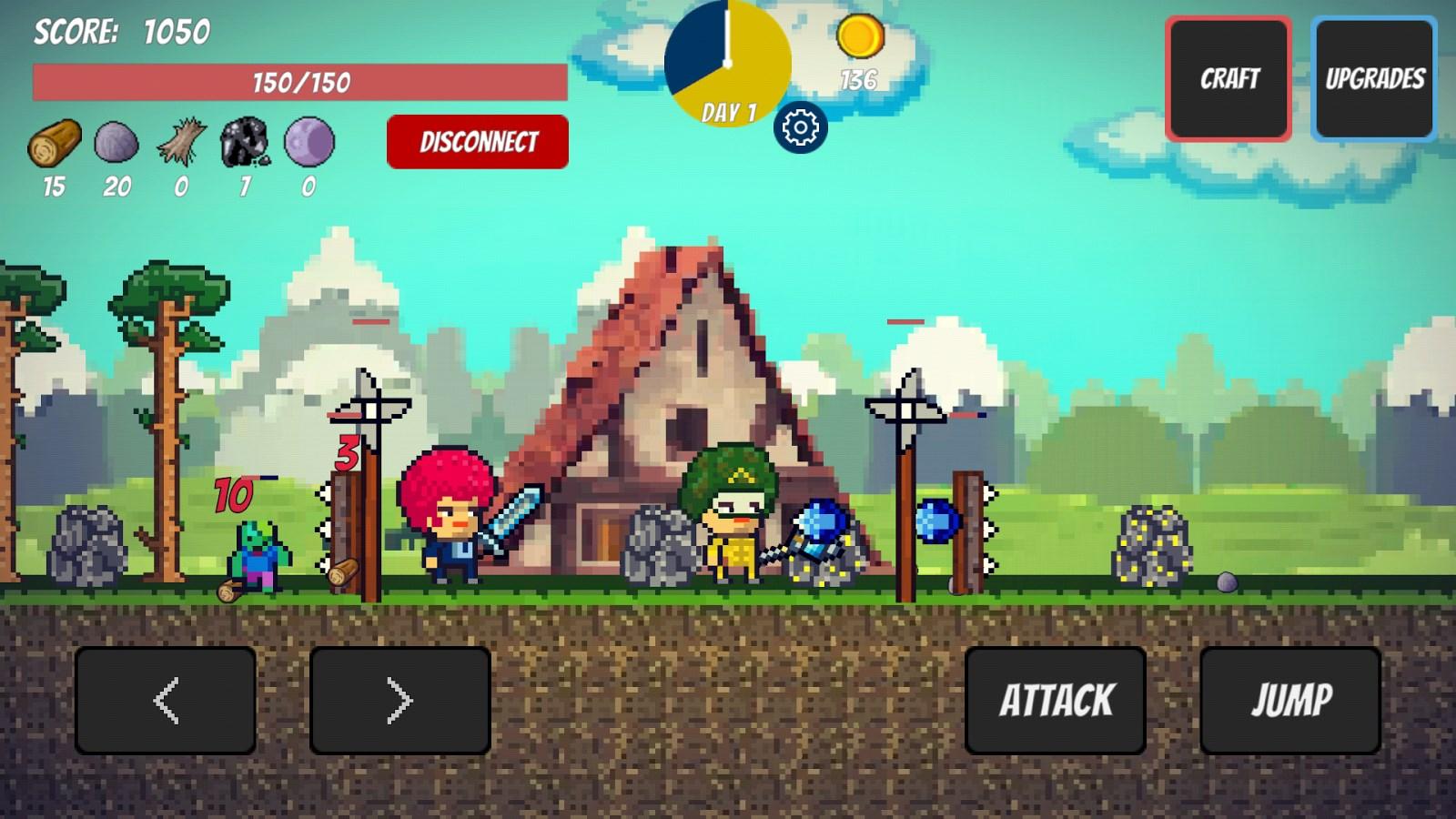 Pixel Survival Game - Imagem 1 do software
