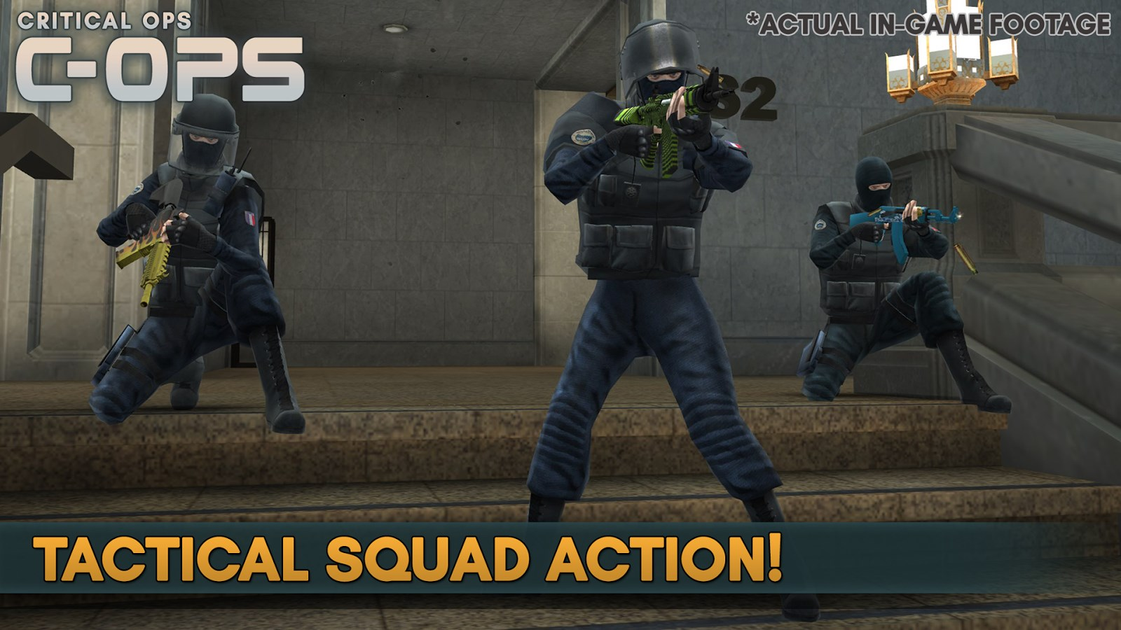 Critical Ops - Imagem 1 do software