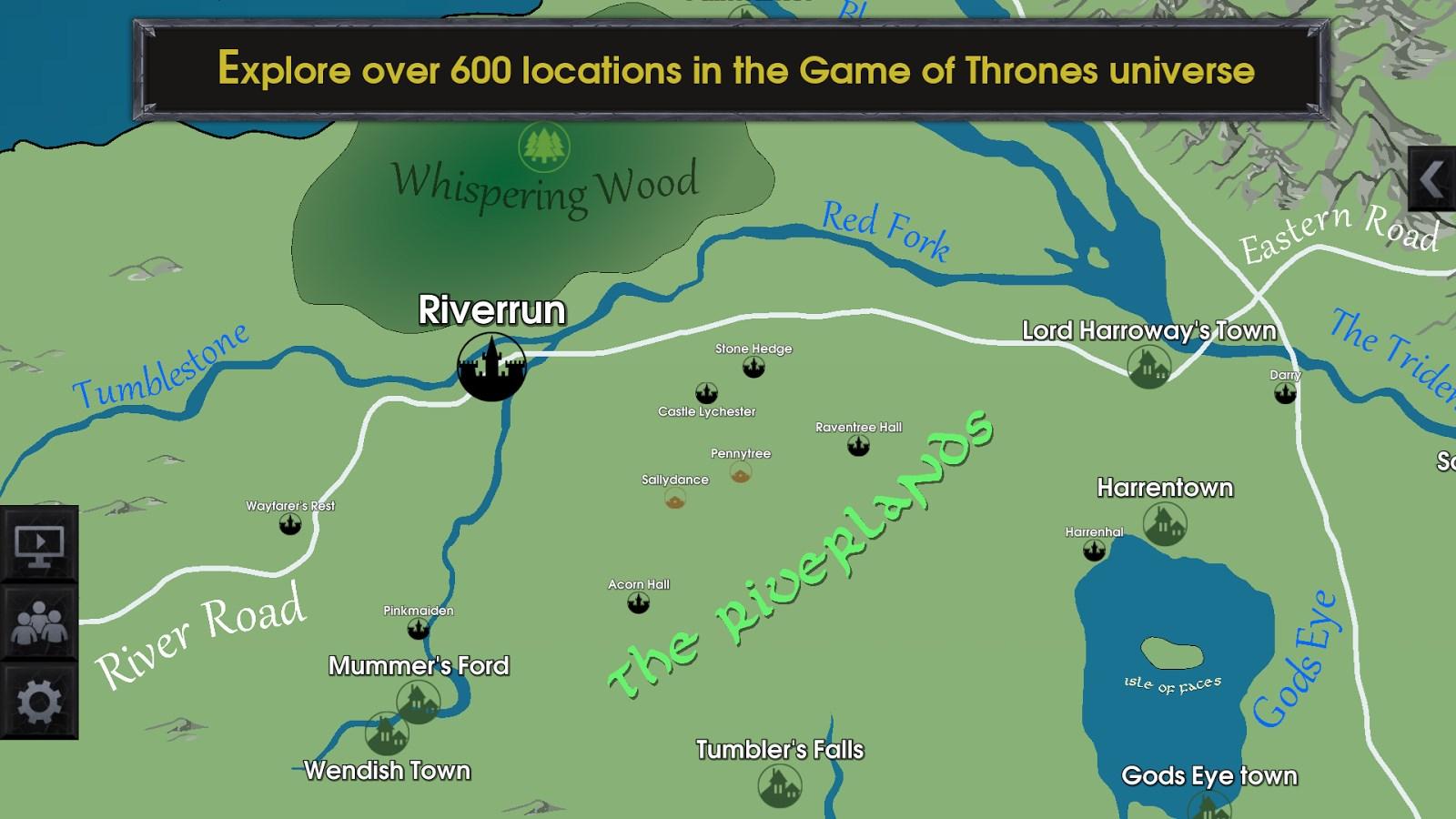Map for Game of Thrones - Imagem 1 do software