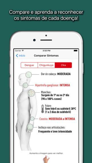 Previna Zika - Imagem 1 do software