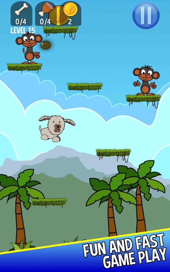 Happy Dog Jump - Imagem 1 do software