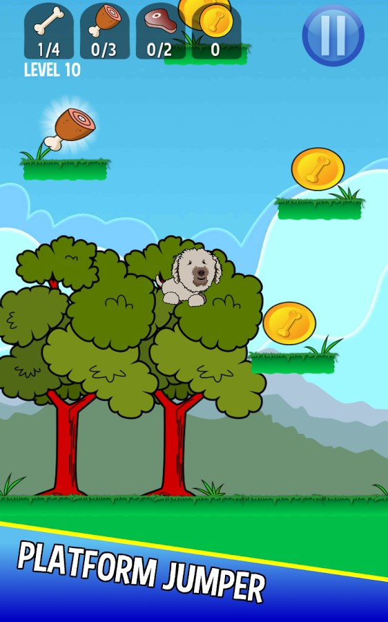 Happy Dog Jump - Imagem 2 do software