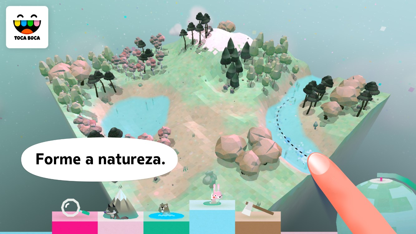 Toca Nature - Imagem 1 do software