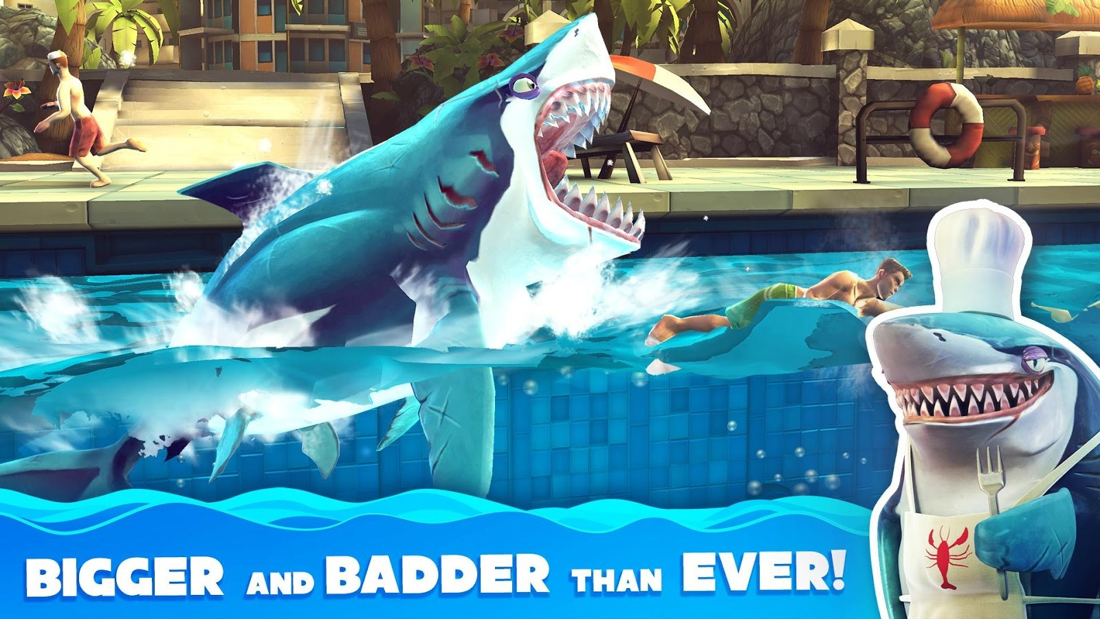 Hungry Shark World - Imagem 1 do software