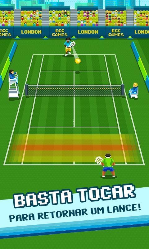 One Tap Tennis - Imagem 1 do software