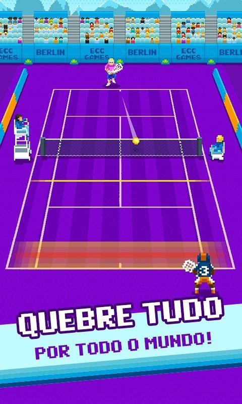 One Tap Tennis - Imagem 2 do software