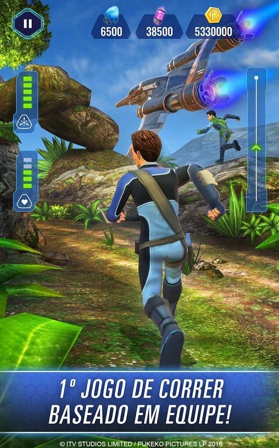 Thunderbirds Are Go: Team Rush - Imagem 1 do software