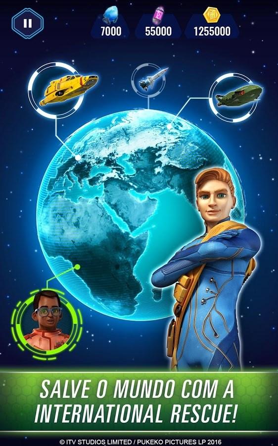 Thunderbirds Are Go: Team Rush - Imagem 2 do software