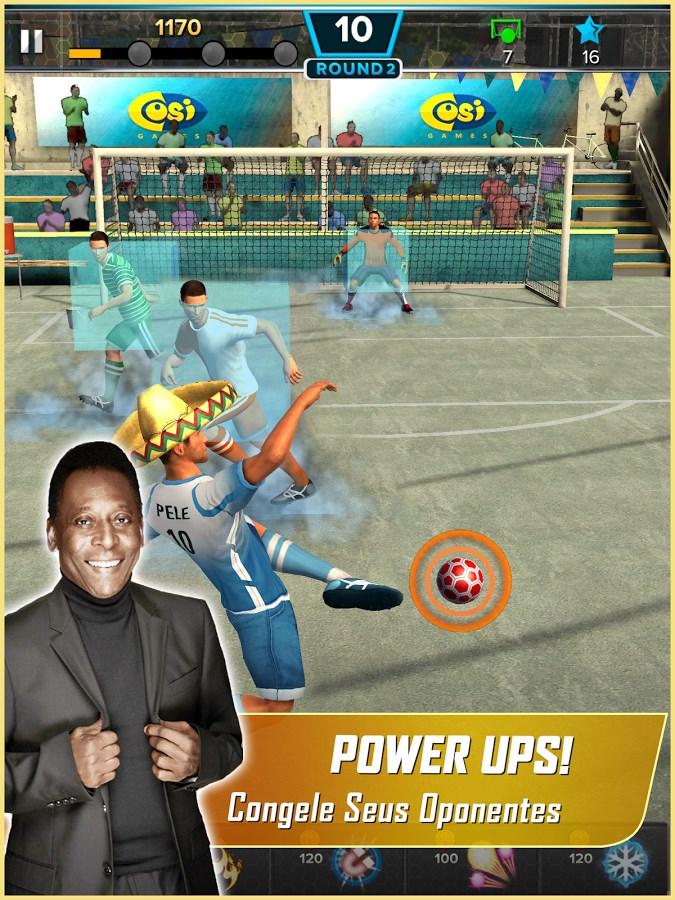 Pelé: A Lenda do Futebol - Imagem 1 do software