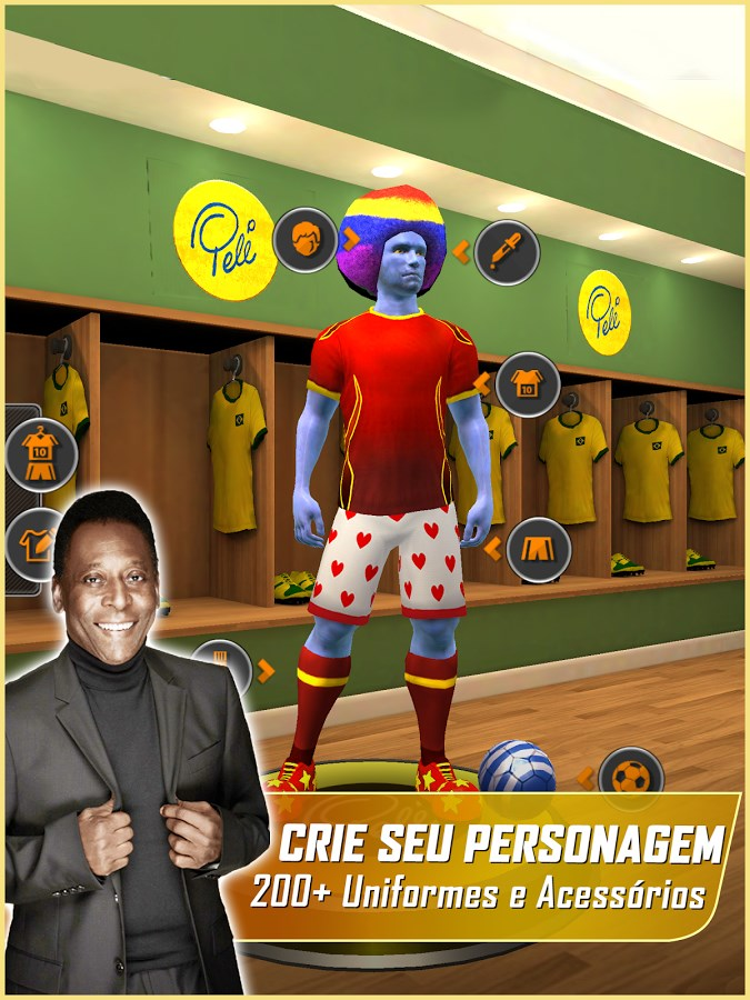 Pelé: A Lenda do Futebol - Imagem 2 do software