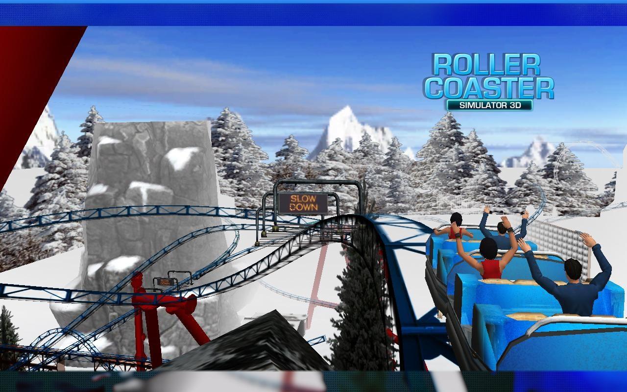 Roller Coaster Simulator - Imagem 1 do software