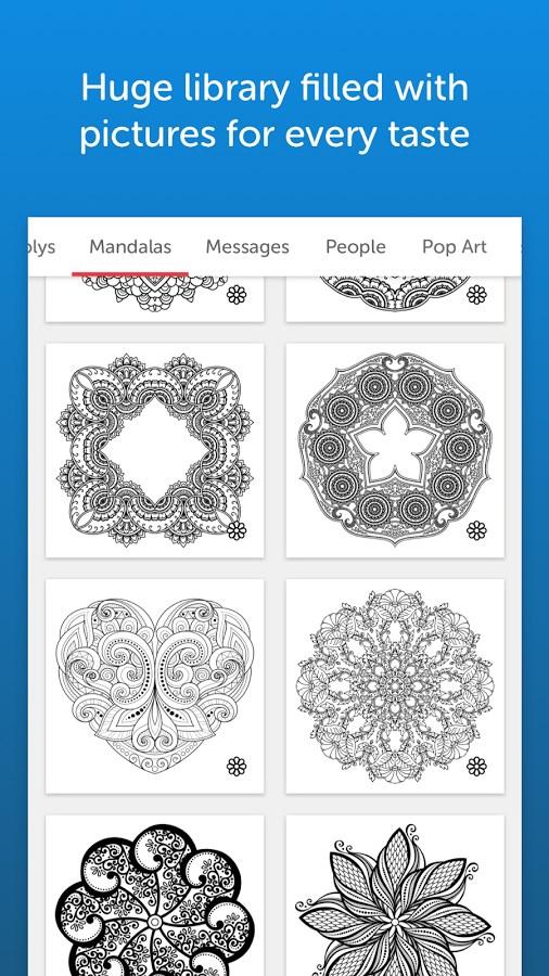 Recolor - Coloring Book - Imagem 1 do software
