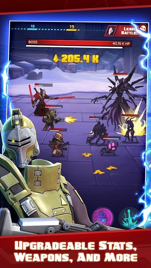 Battleborn Tap - Imagem 1 do software