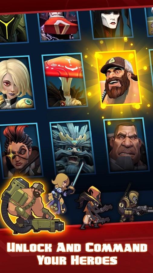 Battleborn Tap - Imagem 2 do software