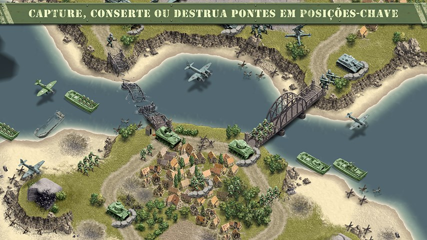1944 Burning Bridges - Imagem 1 do software