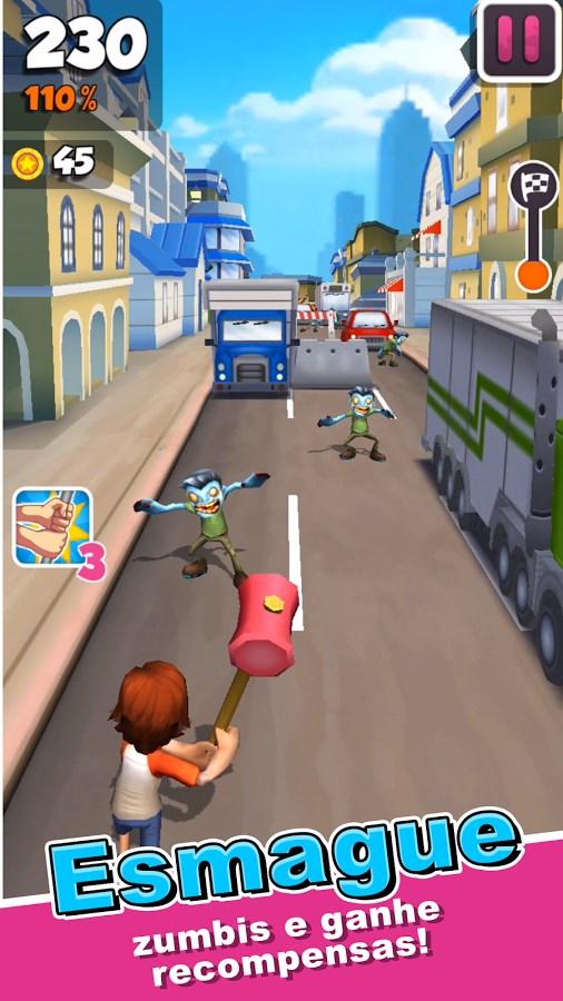 Undead City Run - Imagem 1 do software