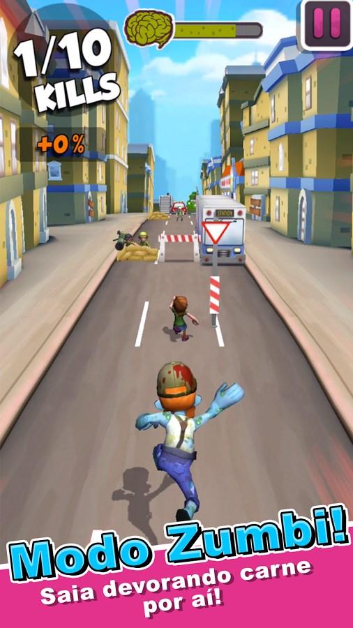 Undead City Run - Imagem 2 do software