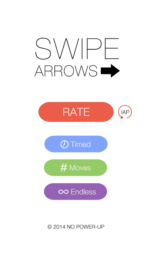 Swipe Arrows - Imagem 1 do software