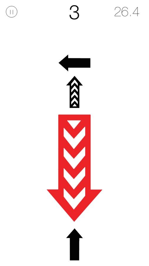 Swipe Arrows - Imagem 2 do software