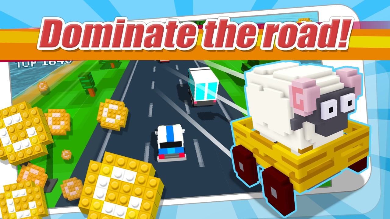 Crazy Road - Imagem 1 do software