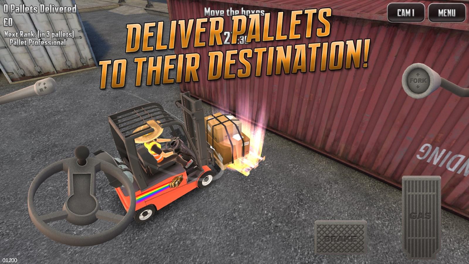 Extreme Forklifting 2 - Imagem 1 do software