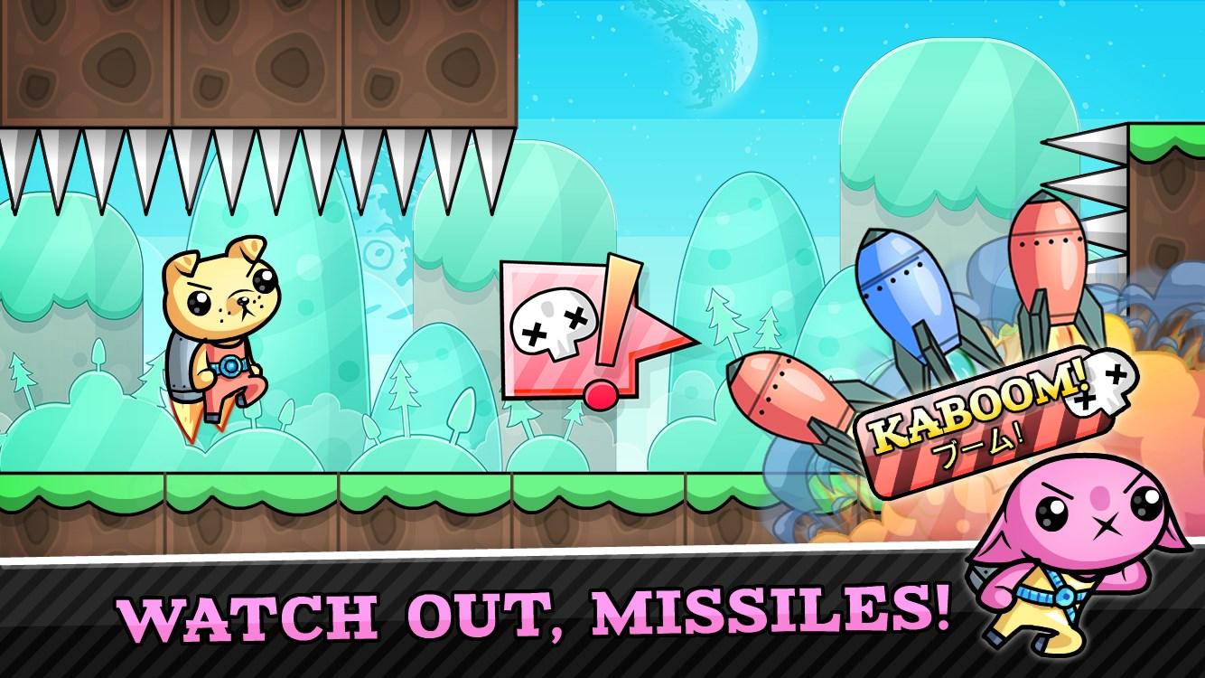 Super Rocket Pets - Imagem 1 do software