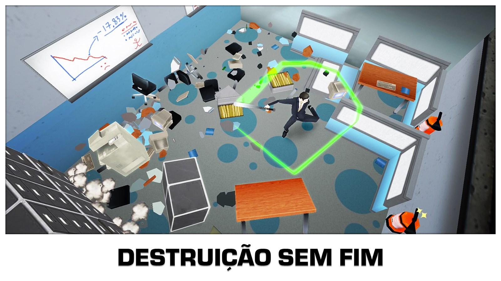 Super Smash the Office - Imagem 1 do software