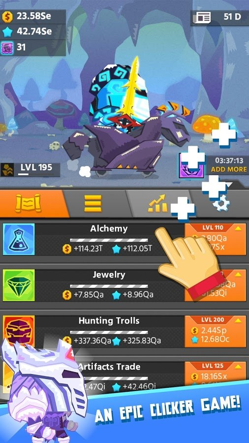 Hero Simulator - Imagem 1 do software